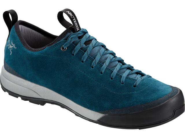 Arc'teryx M's Acrux SL Leather Approach Shoes Dark Skyline/Skyline